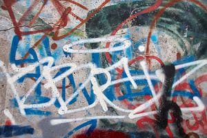 Berlijnse Muur van Ad Jekel