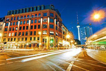 Berlin – Hackescher Markt sur Alexander Voss