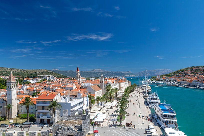 Trogir Dalmatië Kroatië van André Russcher