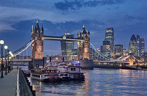 Tower Bridge - Londen van