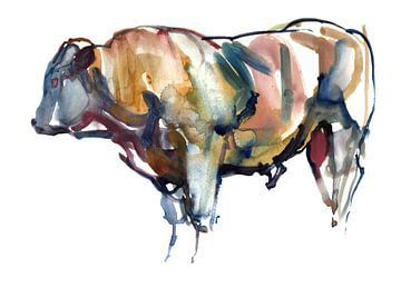 Kuh von Mark Adlington