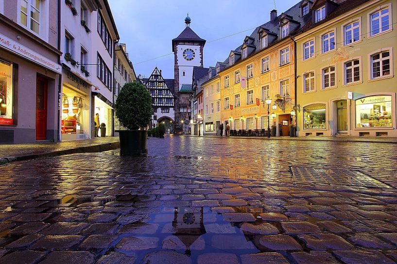 Oberlinden Freiburg von Patrick Lohmüller