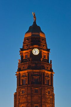 Rathaus Dresden sur Gunter Kirsch