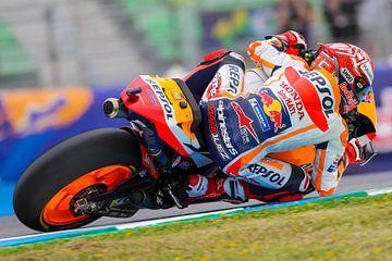 Marc Marquez, MotoGP Jerez Spain van Marco Dek