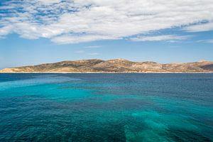 Kalymnos eiland in Griekenland van