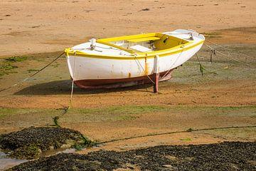 Port in Brittany in Ploumanac?h van Rico Ködder