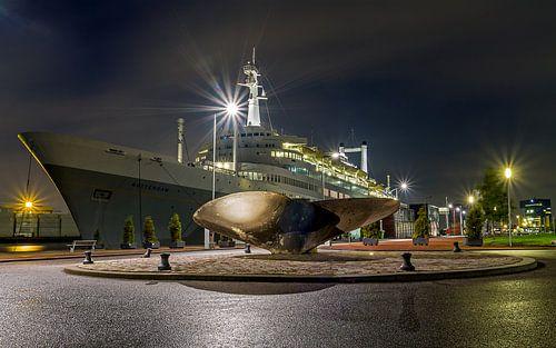 The SS Rotterdam von MS Fotografie | Marc van der Stelt