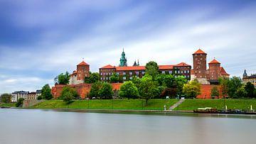 Schloss Wawel, Krakau, Polen von Adelheid Smitt