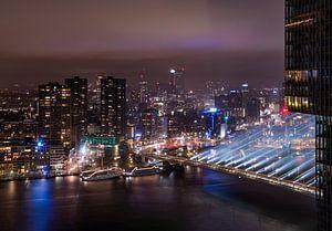 Rotterdam 's nachts van
