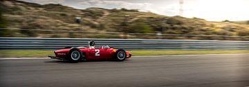 1961 Sharknose Ferrari 156 von