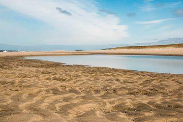 2e Maasvlakte strand van Leontien van der Willik-de Jonge