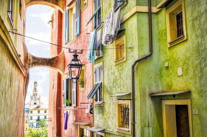 Straatbeeld San Remo van Gabsor Fotografie