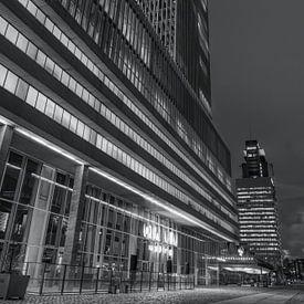 De Rotterdam is een gebouw op de Wilhelminapier in Rotterdam van W J Kok