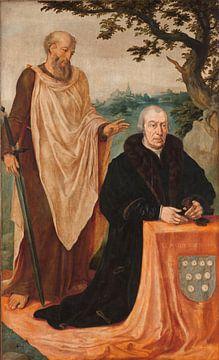 Sibylla Erythrea, Maarten van Heemskerck, 1564