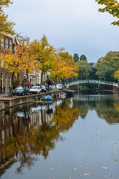 Herfst in Leiden von Richard Steenvoorden