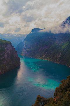 Stillleben Norwegen von Truus Nijland