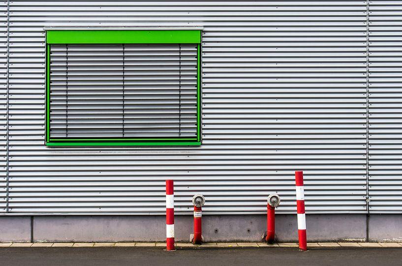 Fassade von Oliver Eberwein