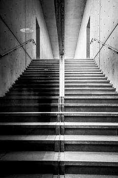 Escalier reflet sur celine bg