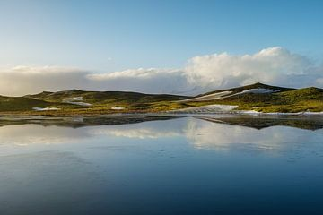 Jökulsárlón Iceland sur Luc Buthker