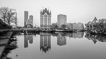 De Oudehaven in Rotterdam sur MS Fotografie | Marc van der Stelt