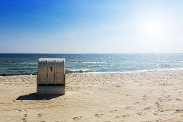 Strandstoel nummer 1