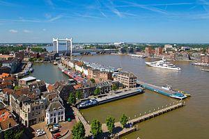 Hefbrug Dordrecht van Anton de Zeeuw