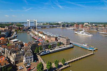 Hefbrug Dordrecht van
