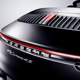 Porsche 911 Carrera 4S van Thomas Boudewijn