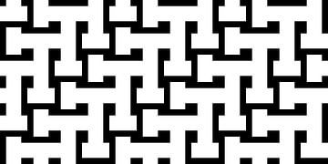 Permutatie | ID=09 | V=22 | 2:1 | 12x06 van Gerhard Haberern