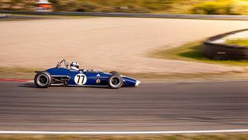 Historical Grandprix Zandvoort 2016 Formula 3 sur Arjen Schippers