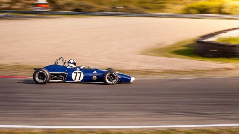Historical Grandprix Zandvoort 2016 Formula 3 van Arjen Schippers