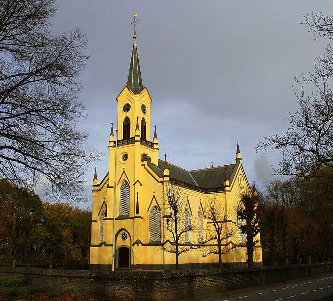Kerkje. van Jose Lok