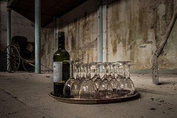 Wijn besteld? van Eveline Peters