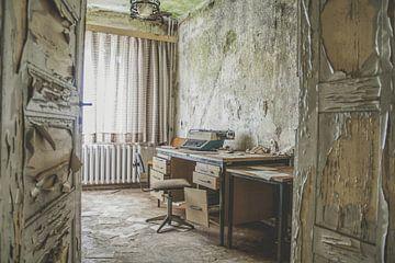 Oude kamer van Ivana Luijten