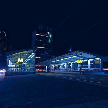 Metro Rotterdam van