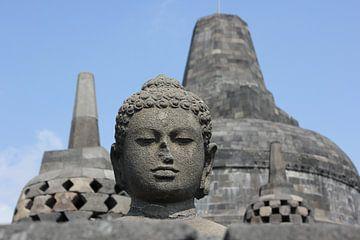 Indonesië: Buddha van Raoul van de Weg