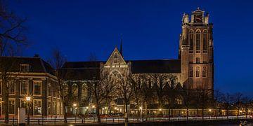 Dordrecht 9  van John Ouwens