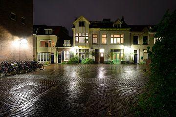 Wolvenplein in Utrecht sur Donker Utrecht