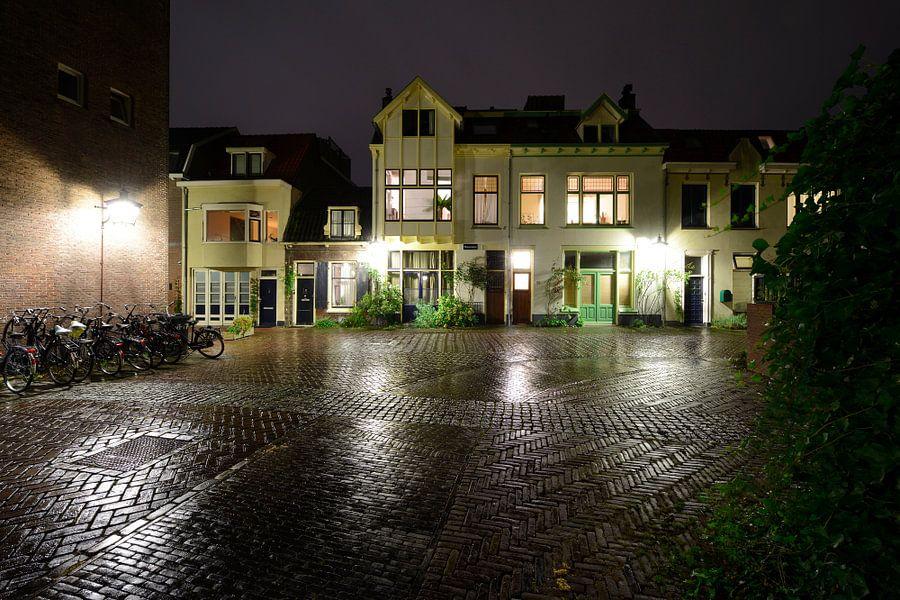 Wolvenplein in Utrecht van Donker Utrecht