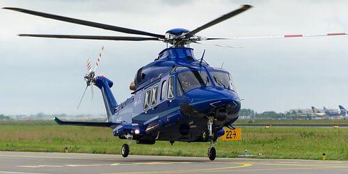 Politie Agusta-Westland AW139 (PH-PXZ)