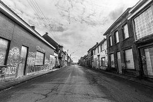 Naamloze straat  van