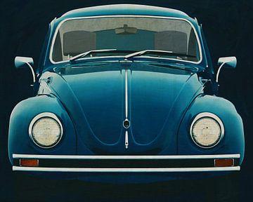 Volkswagen Kever Sedan 1972 Voorkant