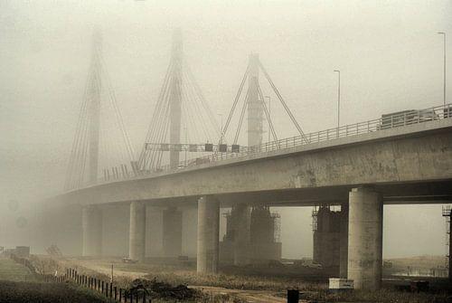 Waalbrug bij Ewijk von David Klumperman
