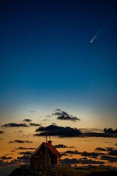 La comète Neowise ! sur Marjolein van Roosmalen