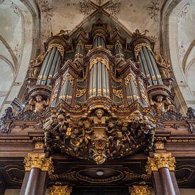 Orgel Grote Kerk Zwolle van Gerrit Veldman