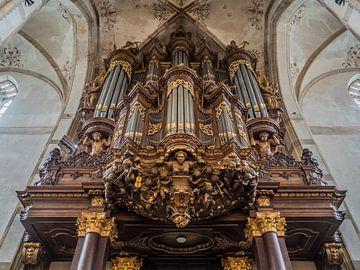 Orgel Grote Kerk Zwolle