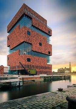 MAS Antwerpen 1 van Wim van D