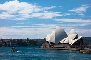 Sydney Operahuis van Tessa Louwerens