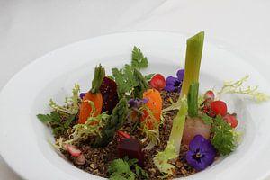 groente tuintje van Frank Broenink