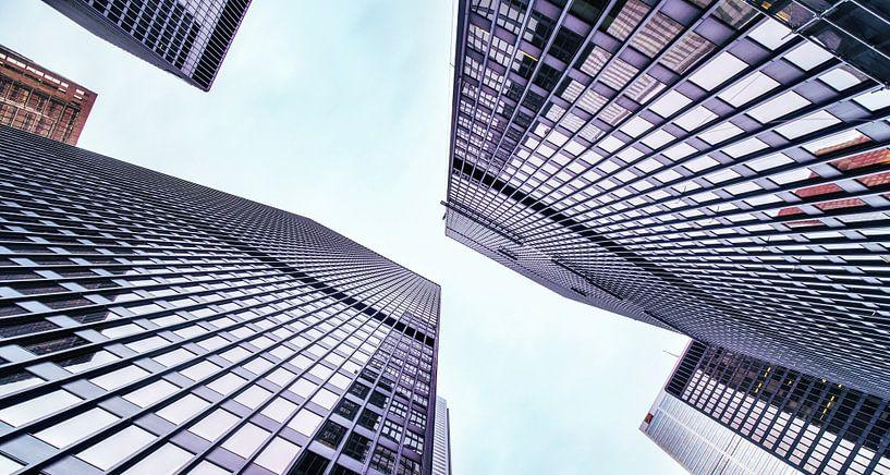 Wolkenkrabbers, Toronto van Reinier Snijders